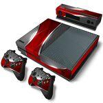 46 North Design Xbox One Vinyl Decal Autocollant Skin Sticker Rouge Argent... par LeGuide.com Publicité