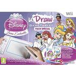 thq  THQ uDraw GameTablet + uDraw studio + Disney Princesse : livre enchantés... par LeGuide.com Publicité