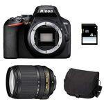 nikon  Nikon D3500 + 18-140 VR + SD 4Go + Sac SORTEZ DE L'ORDINAIRE... par LeGuide.com Publicité