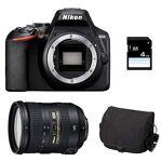 nikon  Nikon D3500 + 18-200 VR + Sac + SD 4Go SORTEZ DE L'ORDINAIRE... par LeGuide.com Publicité