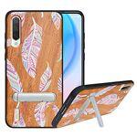 HHDY Coque pour Xiaomi Mi 9 Lite/Mi CC9 / Mi A3 Lite, Etui Bois avec... par LeGuide.com Publicité
