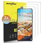 NONZERS 3 Pièces Verre Trempé pour Xiaomi Mi 9T/9T Pro,Film Protection... par LeGuide.com Publicité