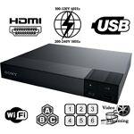 M-System SONY BDP-S3700 Lecteur Multi Zone Region Code Free Blu Ray WI-FI... par LeGuide.com Publicité