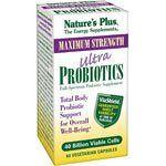 natures plus  Nature's Plus Ultra Probiotiques Force Maximum 60 Capsules... par LeGuide.com Publicité