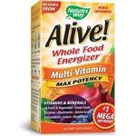 nature s way  Nature's Way , Alive! Multi-Vitamine, Pas fer ajoutée,... par LeGuide.com Publicité