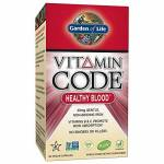 garden of life  Garden of Life Sang sain de code de vitamine 60 Capsules... par LeGuide.com Publicité