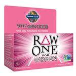 garden of life  Garden of Life Code de vitamine le CRU pour des femmes... par LeGuide.com Publicité