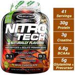muscletech  MuscleTech  Nitro-Tech Performance Series 1,8 kg Milk Chocolate... par LeGuide.com Publicité