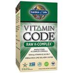 garden of life  Garden of Life Code vitamine, Raw K-Complex, 60 Caps Veggie... par LeGuide.com Publicité