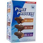 pure  Pure 18bars (6 Choc peanut butter/ 6 Choc Deluxe / 6 Chewy Choc Chip)... par LeGuide.com Publicité