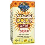 garden of life  Garden of Life Code Vitamine D3 brut 2.000 UI 60 capsules... par LeGuide.com Publicité