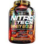 muscletech  Muscletech Nitro Tech 100% Lactosérum Gold Chocolat au Lait... par LeGuide.com Publicité