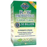 garden of life  Garden of Life RAW Probiotiques Colon Care 30 Capsules... par LeGuide.com Publicité
