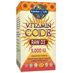 garden of life  Garden of Life Code Vitamine D3 brut 5000 UI 60 capsules... par LeGuide.com Publicité