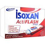 isoxan  Isoxan ActiFlash Agit rapidement à la fois sur vos capacités physiques... par LeGuide.com Publicité
