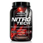 muscletech  Muscletech  Nitro-Tech Performance Series 907 gr Cookies and... par LeGuide.com Publicité