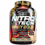 muscletech  Muscletech Nitro Tech 100% Lactosérum Gold Vanille 2,51 kg... par LeGuide.com Publicité