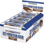 weider nutrition  Weider 32% Pack de 24 Barres Protéines Chocolat Blanc/Banane... par LeGuide.com Publicité
