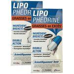 3c pharma  3C Pharma LIPOPHEDRINE LOT DE 2 X 80 GELULES Véritable innovation... par LeGuide.com Publicité