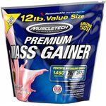 muscletech  Muscletech Premium Mass Gainer 12 lb Strawberry Protéine Whey... par LeGuide.com Publicité