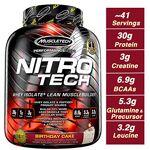 muscletech  Muscletech Performance Series Nitro-Tech Supplement, 4 lbs,... par LeGuide.com Publicité