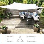 Clara Shade Sails Voile d'ombrage Toile Parasol de Jardin Canopy... par LeGuide.com Publicité
