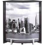 Simmob Meuble Comptoir Bar Noir Imprimé Coloris Manhattan 508, Bois Meuble... par LeGuide.com Publicité
