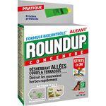 roundup  Roundup Désherbant Allées Cours et Terrasses Tubes Pré-dosés,... par LeGuide.com Publicité
