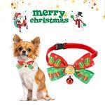 QKURT Lot de 3 Colliers de Noël pour Animal Domestique, Collier de Noël... par LeGuide.com Publicité