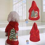TAONMEISU Pull Manteau à capuche Costume d'hiver pour chien chat... par LeGuide.com Publicité