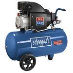 scheppach  Scheppach Compresseur, 1500W, 230V, 50hz, 50 L Cuve de 50 L... par LeGuide.com Publicité