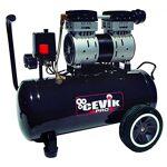 Cevik CA-PRO24SILENT Compresseur silencieux Noir Silencieux Sans huile... par LeGuide.com Publicité