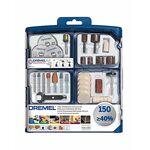 dremel  Dremel SC724 EZ SpeedClic Kit Coffret de 150 Accessoires pour Outils... par LeGuide.com Publicité