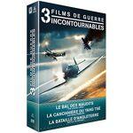 Guerre Coffret 3 Films Date de sortie: 2017-10-04, Classification: Tous... par LeGuide.com Publicité