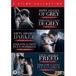 Cinquante Nuances-Fifty Shades : Coffret 3 Films [DVD] Date de sortie:... par LeGuide.com Publicité