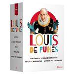 Coffret Louis de Funès-5 Films Date de sortie: 2017-10-04, Classification:... par LeGuide.com Publicité
