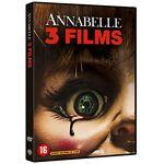 Annabelle-Intégrale 3 Films Date de sortie: 2019-11-15, Classification:... par LeGuide.com Publicité