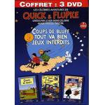 Quick et Flupke Coffret 3 DVD Date de sortie: 2005-10-19, Classification:... par LeGuide.com Publicité