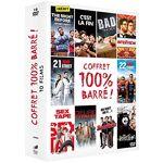 Coffret 100% barré-10 Films Date de sortie: 2016-06-01, Classification:... par LeGuide.com Publicité