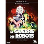 Coffret la Guerre des Robots 4 Films Date de sortie: 2016-12-06, Classification:... par LeGuide.com Publicité