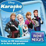 Frozen Karaoke Disney Karaoke Series: la Reine des Neiges Date de sortie:... par LeGuide.com Publicité