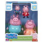 peppa pig  Peppa Pig 06666 Family Lot de Figurines Make up your own Peppa... par LeGuide.com Publicité