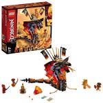 lego  Lego ®-NINJAGO® Croc' feu Jeu pour Enfant 8 Ans et Plus, Briques... par LeGuide.com Publicité