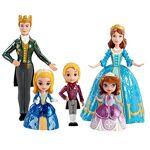 disney  Disney Princesses Bdk56 Mini-poupée Princesse Sofia La Nouvelle... par LeGuide.com Publicité