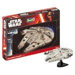 revell  Revell 03600 Star Wars Maquette Millennium Falcon A monter, coller... par LeGuide.com Publicité