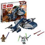 lego  Lego Star Wars Speeder de combat du Général Grievous 75199 Jeu de... par LeGuide.com Publicité