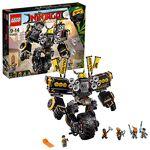 lego  Lego Ninjago Le Robot Sismique 70632 Jeu de Construction Construisez... par LeGuide.com Publicité