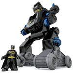 imaginext  Imaginext DC Super Friends Batbot télécommandé avec figurine... par LeGuide.com Publicité