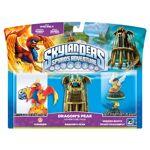 activision  ACTIVISION Skylanders Dragons Peak Adventure Pack Plates-formes:... par LeGuide.com Publicité