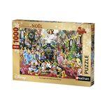 nathan  Nathan - Puzzle Magie de Noël avec Disney 1000 pièces, 87565 Nathan,... par LeGuide.com Publicité